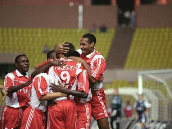 Foot - L1 - Monaco - Thierry Henry a toujours battu Strasbourg