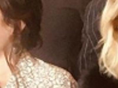 La fille d'Alain Delon au mieux, Alice Taglioni lui remonte le moral (photo)