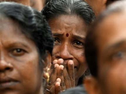 """Attentats au Sri Lanka: l'archevêque de Colombo dénonce une """"insulte à l'humanité"""""""