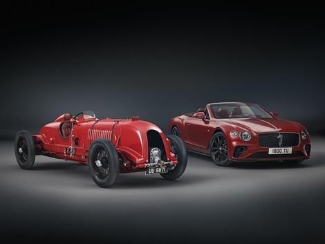 Bentley Continental GTC Mulliner One : édition limitée pour les 100 ans