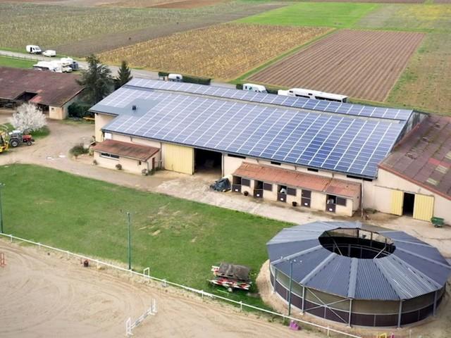 Ener-Pacte remet à niveau les vieilles centrales photovoltaïques