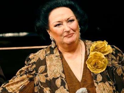 Montserrat Caballé, célèbre soprano espagnole, est morte
