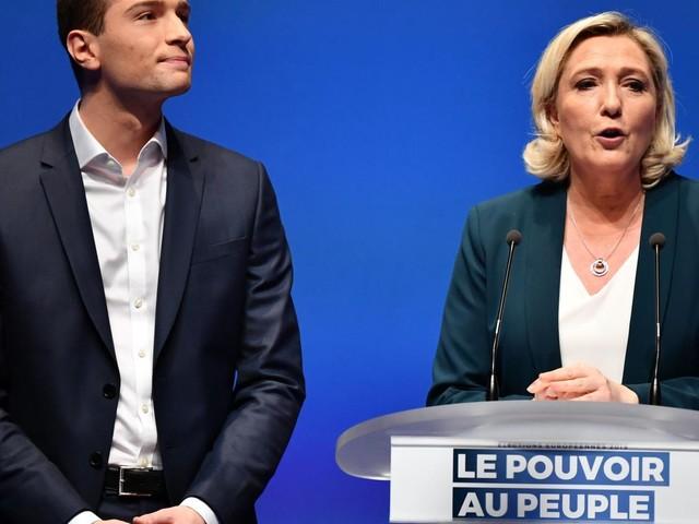 Elections européennes : le Rassemblement national passe en tête devant En Marche, selon un sondage
