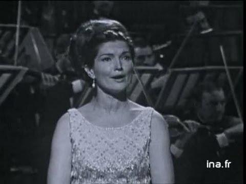 La cantatrice toulousaine Mady Mesplé est morte