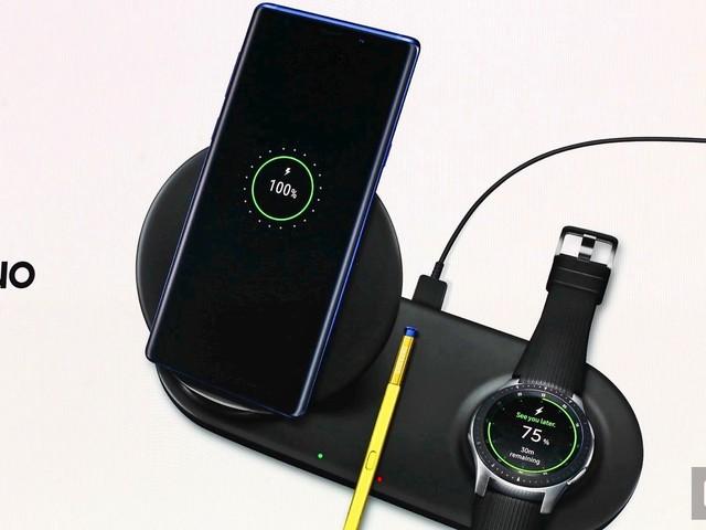 Wireless Charging Duo : le nouveau chargeur sans fil de Samsung