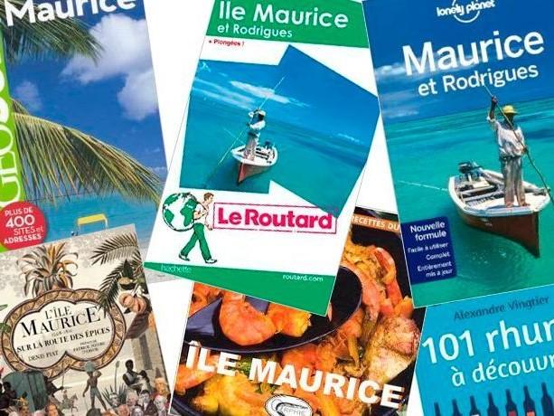 Guides de voyage pour l'île Maurice