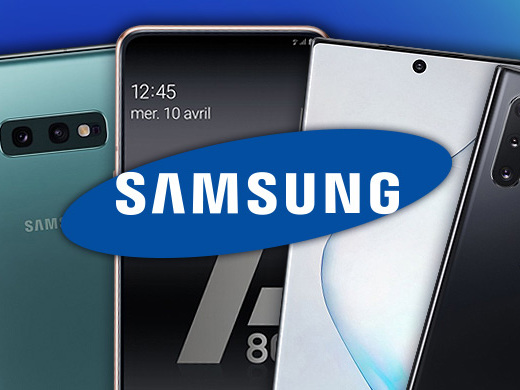 Quel smartphone Samsung acheter : Galaxy A, Galaxy S ou Note (2019) ?