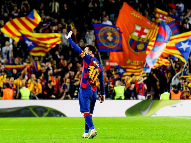 Le FC Barcelone dévoile son maillot spécial Catalogne !