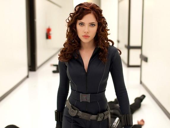 Pour incarner Black Widow, Scarlett Johansson va toucher le pactole