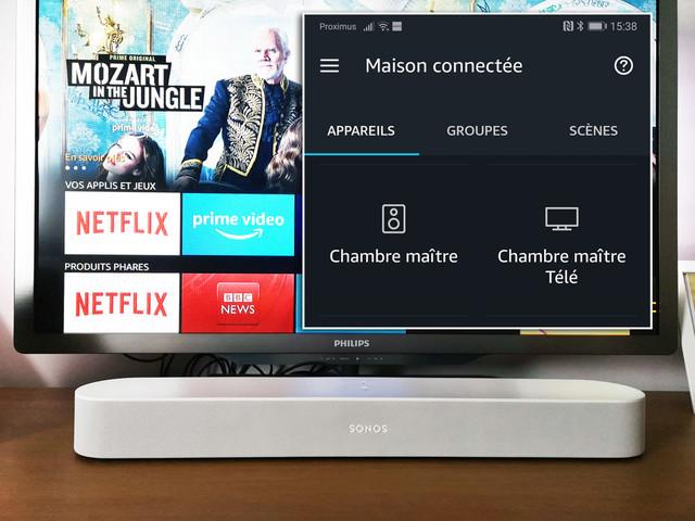 Cette barre de son prétend remplacer votre télécommande en contrôlant votre TV avec la voix: que vaut-elle ?