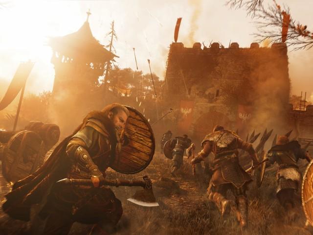 [Zone 42] Assassin's Creed Valhalla : les versions PS5 et Xbox Series X comparées, une console se démarque
