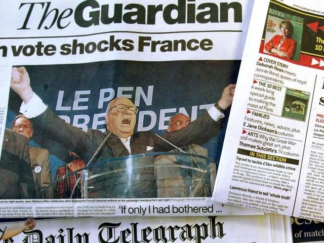 L'élection présidentielle 2022 rejoue le scénario de 2002 en pire