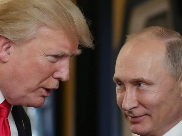 Premier tête-à-tête attendu entre Trump et Poutine à Helsinki