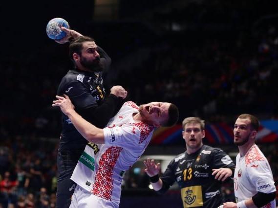 Hand - Euro (H) - Euro (H) : l'Espagne et la Croatie qualifiées en demi-finales