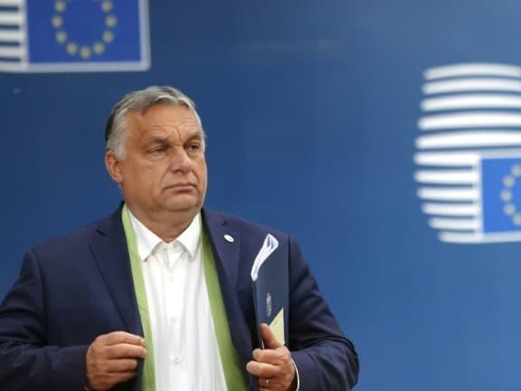 Orban convoque un référendum sur la loi anti LGBT