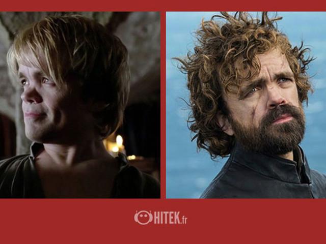 [Zone 42] Avant/après : découvrez l'évolution des personnages de Game of Thrones entre la 1ère saison et aujourd'hui