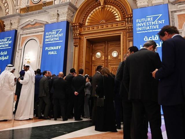 Le Davos du désert refait le plein de leaders mondiaux