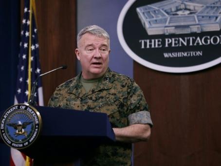 Un général américain à Oman, avec l'Iran en ligne de mire