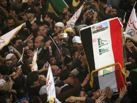 Téhéran et Washington vers une désescalade, mais l'Irak reste dans l'oeil du cyclone