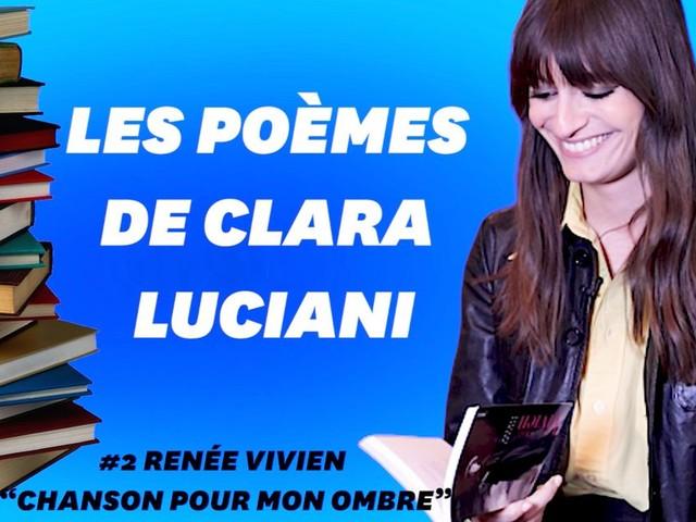 """""""Mon ombre"""" de Clara Luciani et ce poème de Renée Vivien ont beaucoup en commun"""