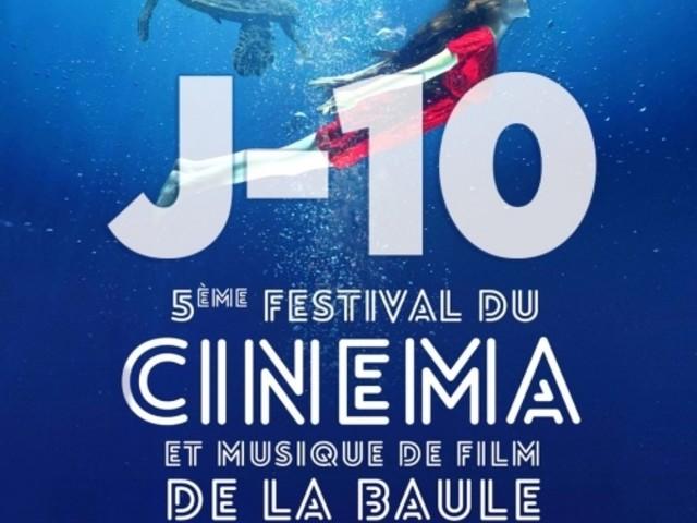 Programme du Festival du Cinéma et Musique de Film de La Baule 2018