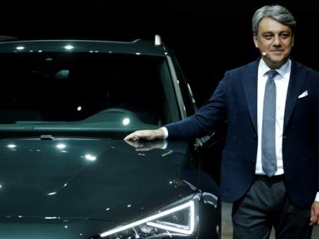 Un nouveau patron, Luca de Meo, dirigera Renault à partir de juillet
