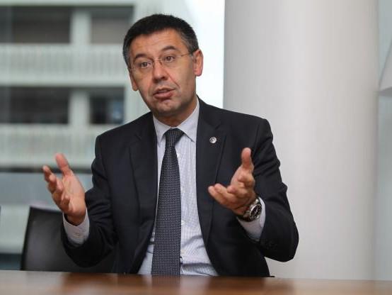 Foot - ESP - Barça - Espagne : «Soutien absolu» du Barça aux institutions catalanes