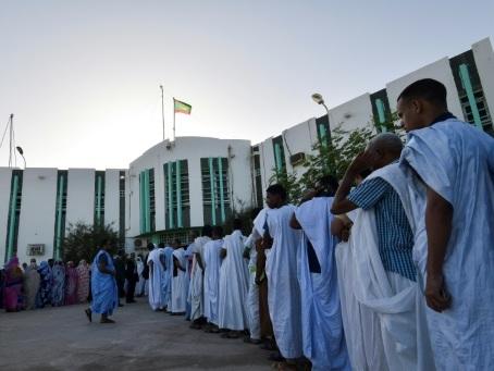 Présidentielle en Mauritanie: la campagne jusqu'au bout
