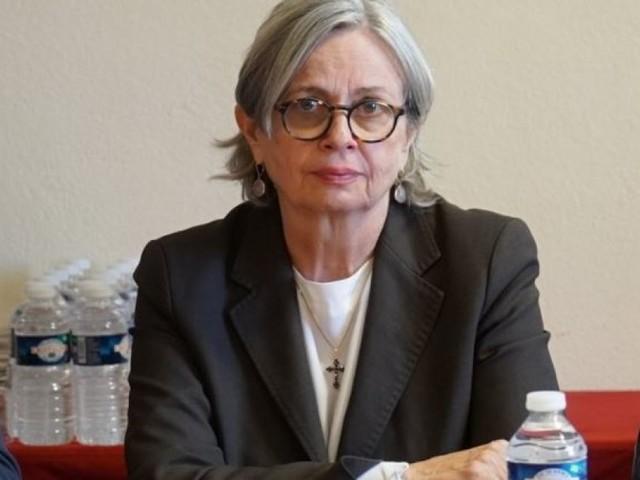 L'eurodéputée Mireille d'Ornano quitte le FN pour Les Patriotes de Florian Philippot