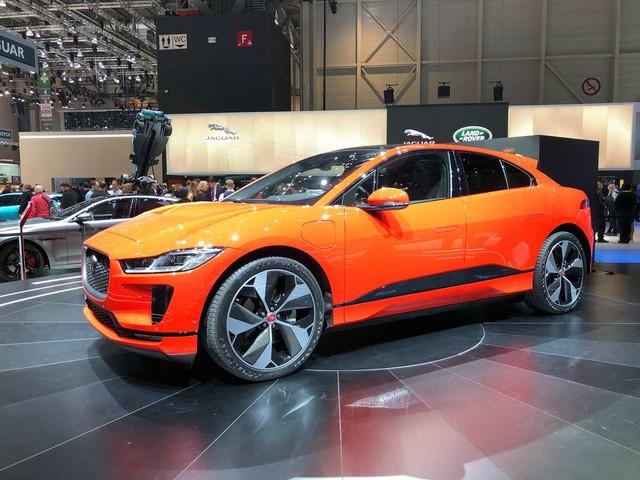 Jaguar I-Pace : 20 km d'autonomie supplémentaires grâce à une mise à jour