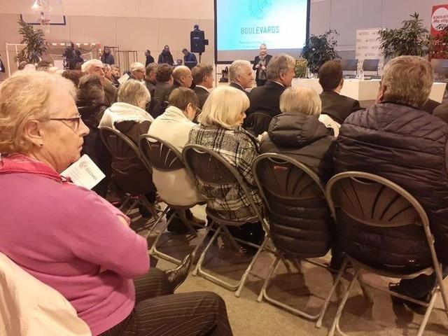 Bordeaux : première réunion publique sur le projet de transformation des boulevards