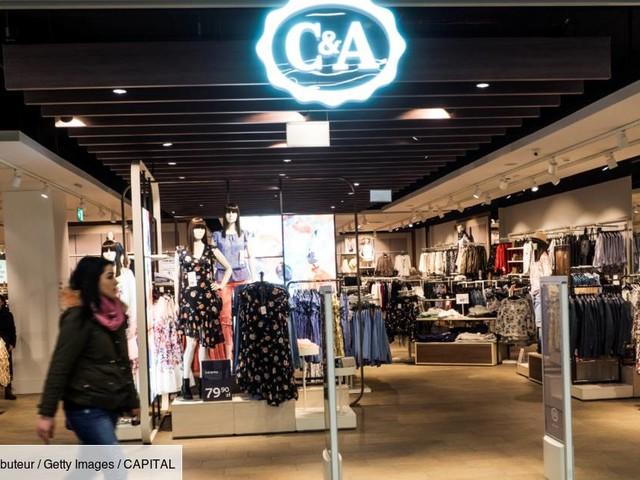 C&A va fermer 30 magasins en France, et supprimer 200 emplois