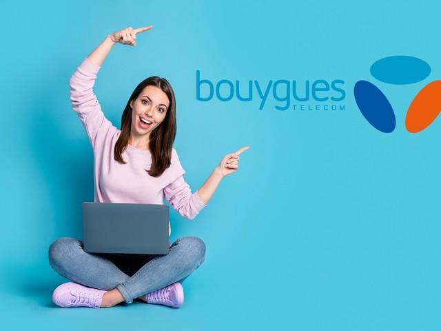 Promotion Bouygues Telecom avec la Série spéciale Bbox