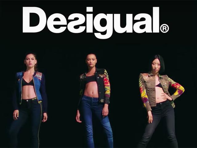 Musique de pub Desigual - 2017