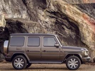 Le véhicule tout-terrain de luxe Mercedes-Benz Classe G se réinvente
