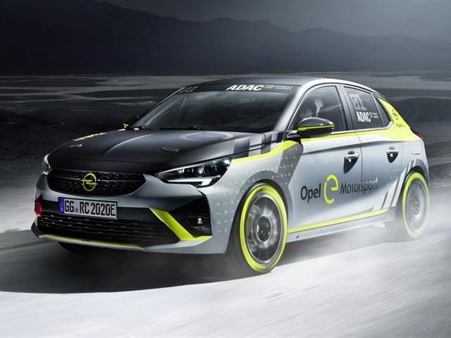 Opel Corsa-e Rally : la première électrique taillée pour la compétition