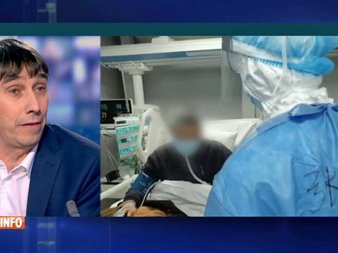 Coronavirus: contrôles de sécurité, risque de pandémie, mortalité par rapport à la grippe... les explications d'un spécialiste