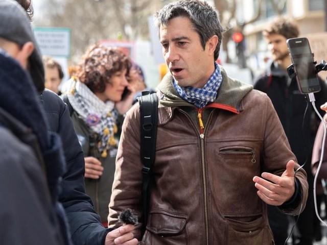 """Gilets jaunes : """"Je ne condamne pas les violences parce que je ne suis pas juge"""" affirme François Ruffin"""