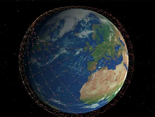 Internet par satellite : la constellation Starlink de SpaceX s'étoffe