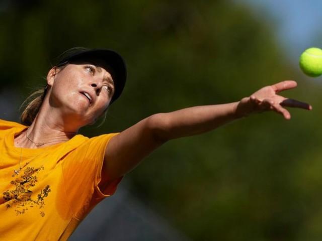 Majorque: Retour gagnant pour Sharapova