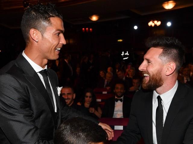 "UEFA : Cristiano Ronaldo ""admire beaucoup la carrière de Lionel Messi"""