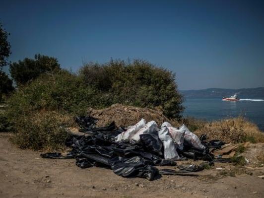 A Lesbos, beaucoup craignent une explosion des arrivées de réfugiés