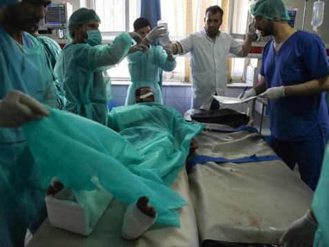 Afghanistan: au moins 24morts dans un attentat pendant un meeting du président Ghani