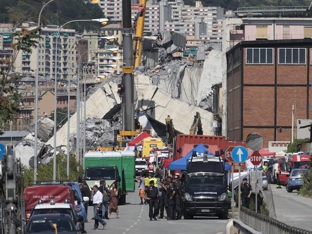 Après le pont de Morandi, Gênes craint un effondrement économique