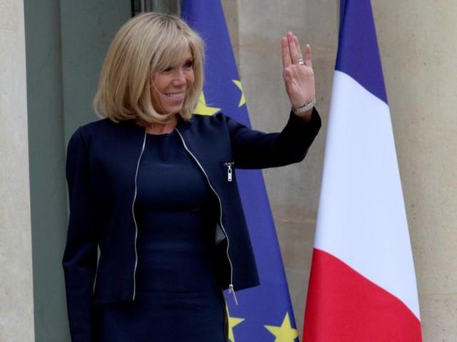Une pétition contre le statut de première dame de Brigitte Macron