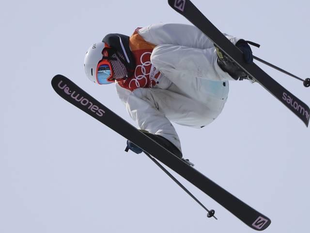 Antoine Adelisse (ski slopestyle) : «J'ai fait des erreurs techniques, c'est une contre-performance» aux JO de Pyeongchang