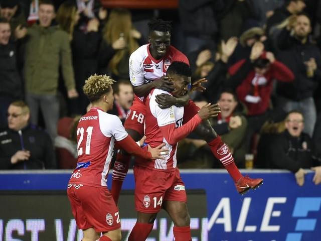 Pro League: Mouscron ne fait qu'une bouchée du Cercle de Bruges (3-0)
