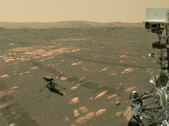 Le rover de la Nasa va commencer la collecte d'échantillons de roches martiennes
