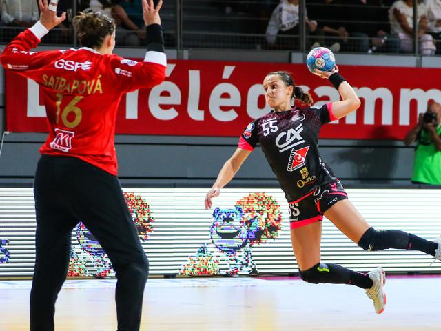 Ligue des champions – Les Brestoises l'emportent en Roumanie !