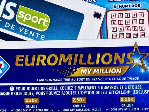 Résultat de l'Euromillion: le tirage du mardi 17septembre 2019[en cours]